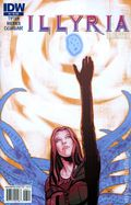 Angel Illyria Haunted (2010 IDW) 3B