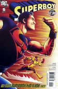 Superboy (2010 4th Series) 5A