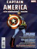 Captain America 70th Anniversary Magazine (2011 Marvel) 0B