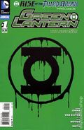Green Lantern (2011 4th Series) Annual 1B