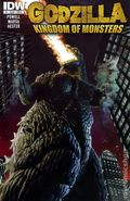 Godzilla Kingdom of Monsters (2011 IDW) 1A