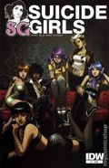 Suicide Girls (2011 IDW) 1A