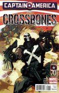 Captain America and Crossbones (2011 Marvel) 1