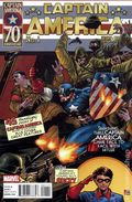 Captain America Comics 70th Anniv Edition (2011) 1A