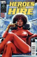Heroes for Hire (2010 3rd Series) 4A