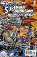 DC Comics Presents Superman Doomsday (2011) 1