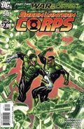 Green Lantern Corps (2006) 58A