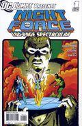 DC Comics Presents Night Force (2011 DC) 1