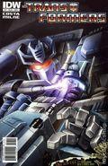 Transformers (2009 IDW) 17A