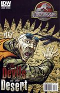 Jurassic Park Devils in the Desert (2011 IDW) 3A