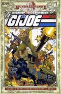 GI Joe A Real American Hero 100 Penny Press Ed (2011 IDW) 1