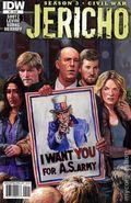 Jericho Season 3 (2009 Devils Due/IDW) 5A