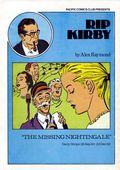 Rip Kirby TPB (1980 Pacific Comics Club Presents) 16-1ST