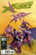 Uncanny X-Force (2010 Marvel) 6