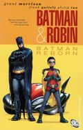 Batman and Robin Batman Reborn TPB (2011 DC) 1-1ST
