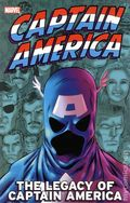 Captain America The Legacy of Captain America TPB (2011 Marvel) 1-1ST