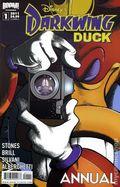 Darkwing Duck Annual (2011 Boom Studios) 1A
