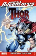 Marvel Adventures Thor Bringers of the Storm TPB (2011 Marvel Digest) 1-1ST