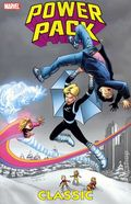 Power Pack Classic TPB (2009-2013 Marvel) 1st Edition 3-1ST