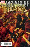 Wolverine Hercules Myths Monsters and Mutants (2011 Marvel 1