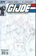 GI Joe Real American Hero (2010 IDW) 163C