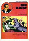 Rip Kirby TPB (1980 Pacific Comics Club Presents) 11-1ST