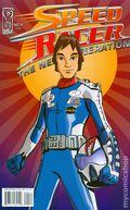 Speed Racer Next Generation Birthright (2008) 4