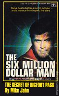 Six Million Dollar Man The Secret of Bigfoot Pass PB (1976) 1-1ST