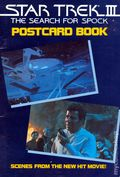 Star Trek III The Search For Spock Postcard Book 0