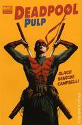 Deadpool Pulp HC (2011 Marvel) 1-1ST