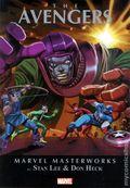 Marvel Masterworks Avengers TPB (2009- Marvel) 3-1ST