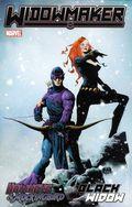Widowmaker TPB (2011 Marvel) Hawkeye and Mockingbird/Black Widow 1-1ST