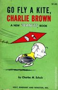 Go Fly A Kite, Charlie Brown SC (1960 Peanuts Book) 1st Edition 1-REP