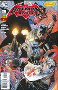 Batman and Robin (2009) 20B