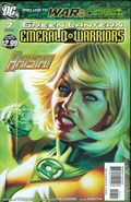 Green Lantern Emerald Warriors (2010) 7B