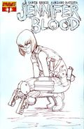 Jennifer Blood (2011 Dynamite) 1F