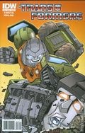 Transformers (2009 IDW) 16B