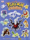 Pokemon Stickedex SC (2008) 1-1ST
