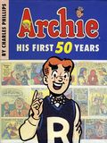 Archie His First 50 Years HC (1991 Abbeville Press) 1-REP