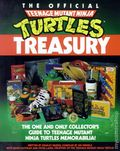 Official Teenage Mutant Ninja Turtles Treasury SC (1991 Villard) The One and Only Collector's Guide to TMNT Memorabillia 1-REP
