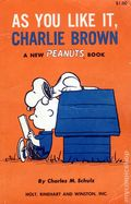 As You Like It, Charlie Brown SC (1964 Peanuts Book) 1-REP