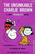 Unsinkable Charlie Brown SC (1967 Peanuts Book) 1-REP