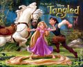 Art of Tangled HC (2010 Chronicle Books) Disney 1-1ST