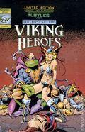 Teenage Mutant Ninja Turtles Visit the Last of the Viking Heroes TPB (1992 Genesis West) 1-1ST
