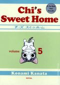 Chi's Sweet Home GN (2010- Vertical Digest) 5-1ST