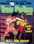 True Police Cases (1946-2000 Fawcett 2nd Series) Magazine Vol. 29 #5