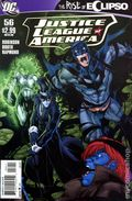 Justice League of America (2006 2nd Series) 56A