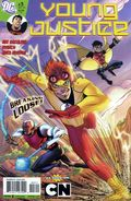 Young Justice (2011 DC 2nd Series) 3