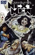 Next Men (2010 IDW) John Byrne 5A