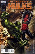 Incredible Hulks (2010 Marvel) 627A